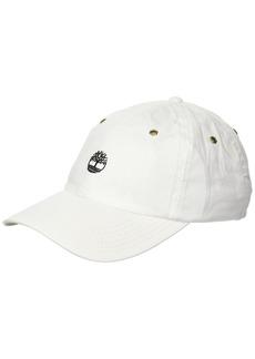 2fd3770daf5b9 Timberland Men s Cotton Twill Baseball Cap one Size