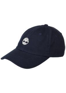 Timberland Men's Cotton Twill Baseball Cap  one Size
