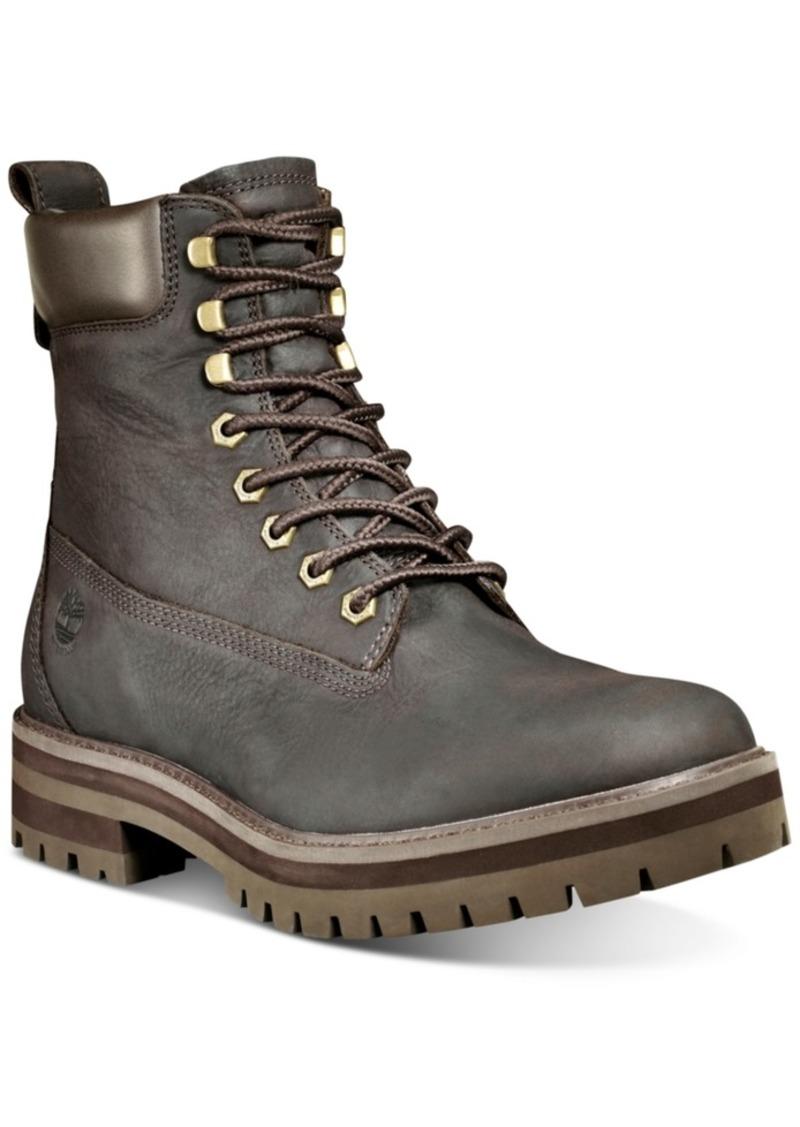 Timberland Men's Courma Guy Nubuck Boots Men's Shoes