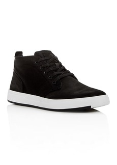 Timberland Men's Davis Waterproof Mid-Top Sneakers