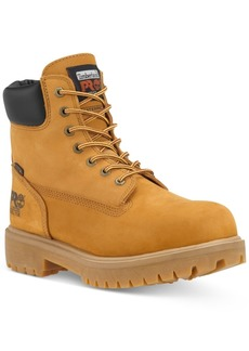 Timberland Pro Men's Direct Attach Safety Toe Waterproof Work Boots Men's Shoes