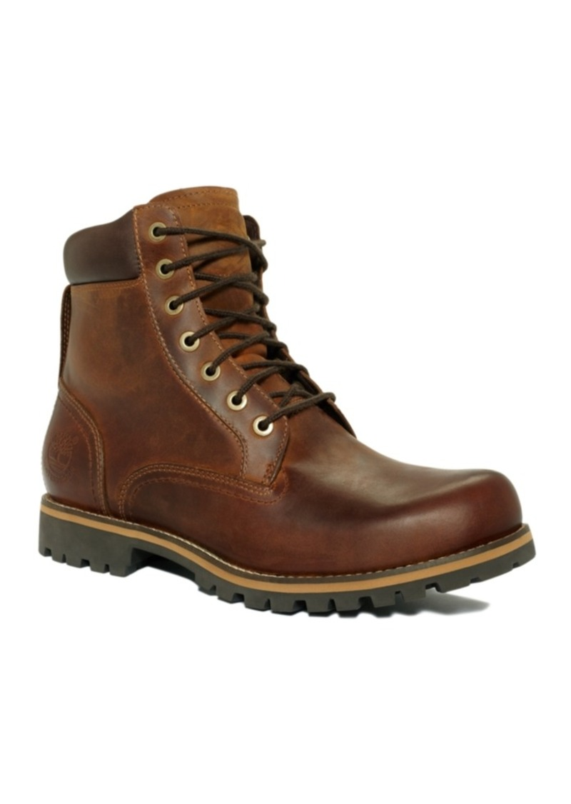 Timberland Men 39 S Rugged Waterproof Boots Shoes