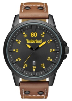 Timberland Men's Eastham Brown/Black Watch