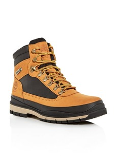 Timberland Men's Field Trekker Waterproof Nubuck Leather Cold-Weather Boots