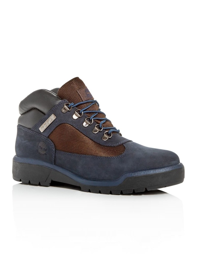 Timberland Men's Field Waterproof Cold-Weather Boots