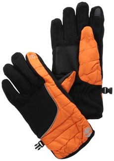 Timberland Men's Fleece Soft Shell Glove with Touch Screen Technology