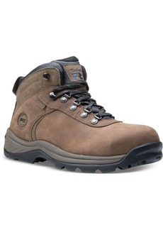 Timberland Pro Men's Flume Hiker Waterproof Boots with Alloy Toe Men's Shoes