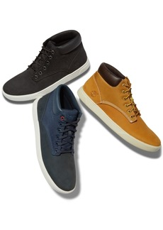 Timberland Men's Groveton Chukka Sneakers, Created for Macy's Men's Shoes