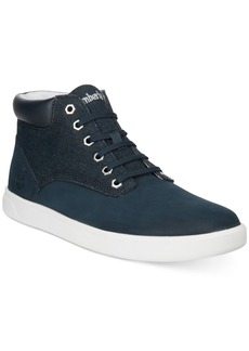 Timberland Men's Groveton Hi-Top Sneakers Men's Shoes