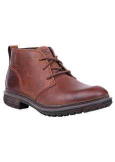 Timberland Men's Logan Bay Chukka Boot Brown 7.5 Medium US