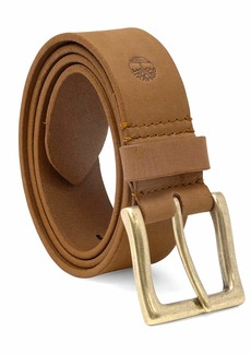 Timberland Men's  Mm Boot Leather Belt