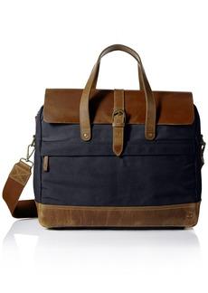 Timberland Men's Nantasket Briefcase Black Iris
