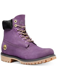 "Timberland Men's Nba 6"" Premium Boots Men's Shoes"