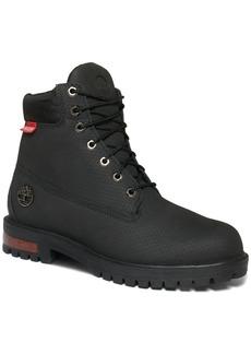 "Timberland Men's New Market Scuff Proof Ii 6"" Waterproof Boots Men's Shoes"