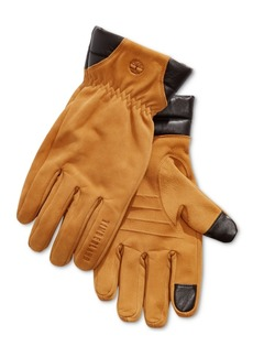 Timberland Men's Nubuck Leather Boot Gloves