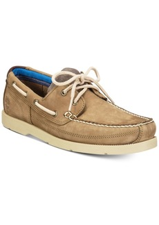 Timberland Men's Piper Cove Leather Boat Shoes Men's Shoes