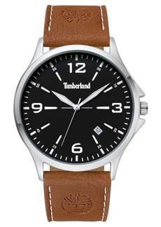 Timberland Men's Provincetown Brown/Silver/Black Watch