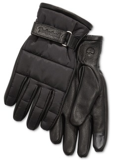 Timberland Men's Quilted Gloves