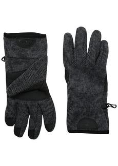 Timberland Men's GL360014 Ribbed Knit Stretch Glove  LG