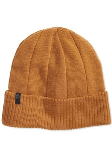 Timberland Men's Ribbed Watch Cap, Created for Macy's