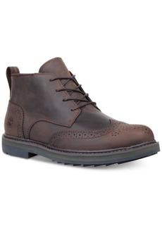 Timberland Men's Squall Canyon Wingtip Chukka Boots Men's Shoes