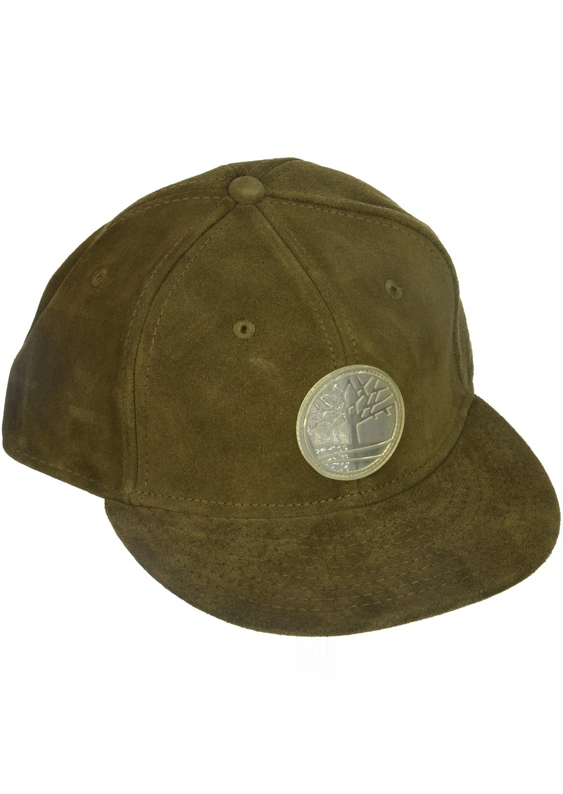 a026a6d6 Timberland Timberland Men's Suede Flat Brim Hat Hat -green | Misc ...