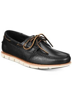 Timberland Men's Tidelands Classic 2 Eye Boat Shoes Men's Shoes