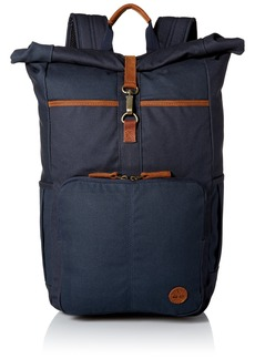 Timberland Men's Walnut Hill Roll Top Backpack Outerspace
