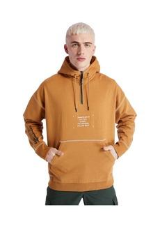 Timberland Men's Workwear Pull-Over Hoodie Sweatshirt