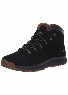 Timberland Men's World Hiker Mid Ankle Boot   Medium US