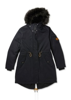 Timberland Mt Kelsey Sherpa-Lined Hooded Parka