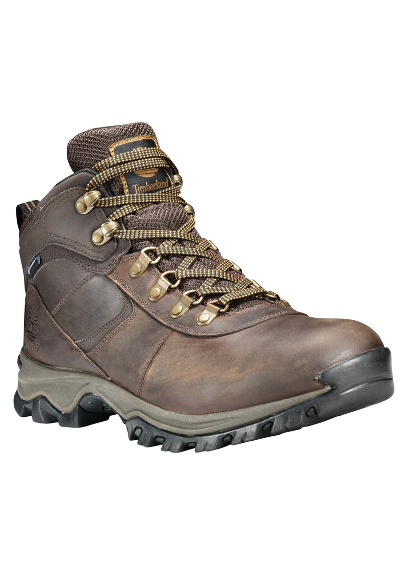 Timberland Mt. Maddsen Waterproof Hiking Boot