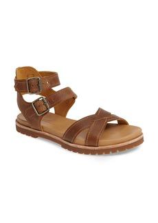 Timberland Natoma Ankle Strap Sandal (Women)