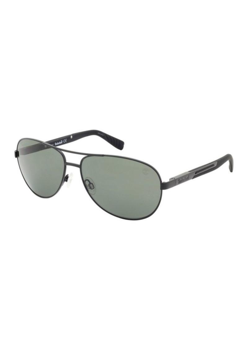 121ce6a2b2044 Timberland Timberland Polarized Aviator Sunglasses