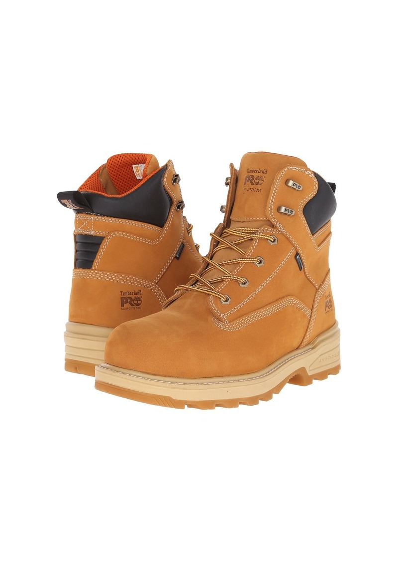 "Timberland 6"" Resistor Composite Safety Toe Waterproof Insulated Boot"