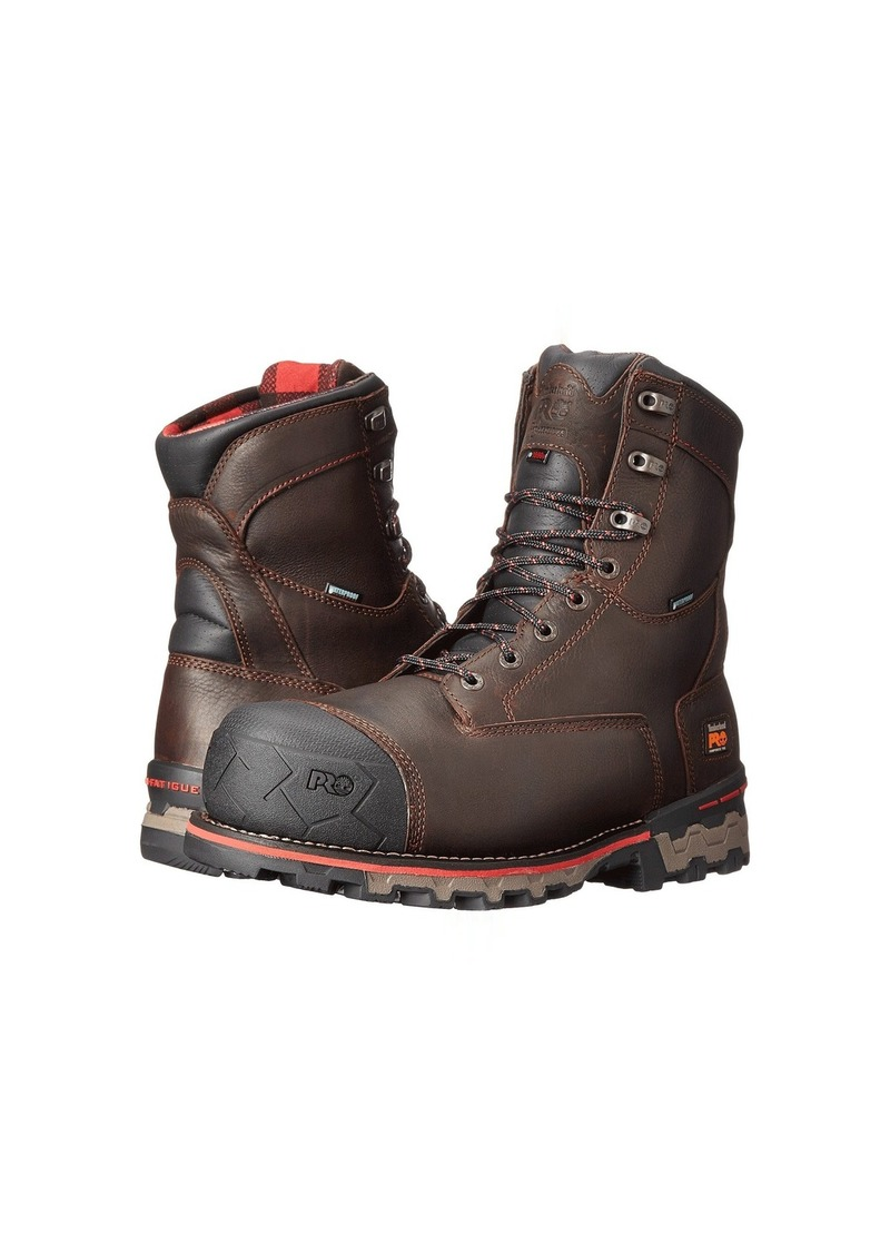 "Timberland 8"" Boondock 1000g Composite Safety Toe Waterproof Insulated"