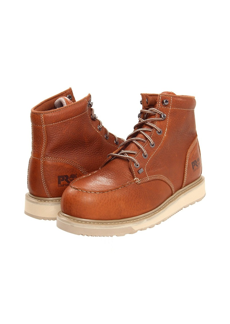 Timberland Barstow Wedge Alloy Safety Toe