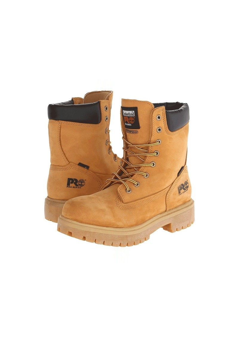 "Timberland Direct Attach Waterproof 8"" Soft Toe"