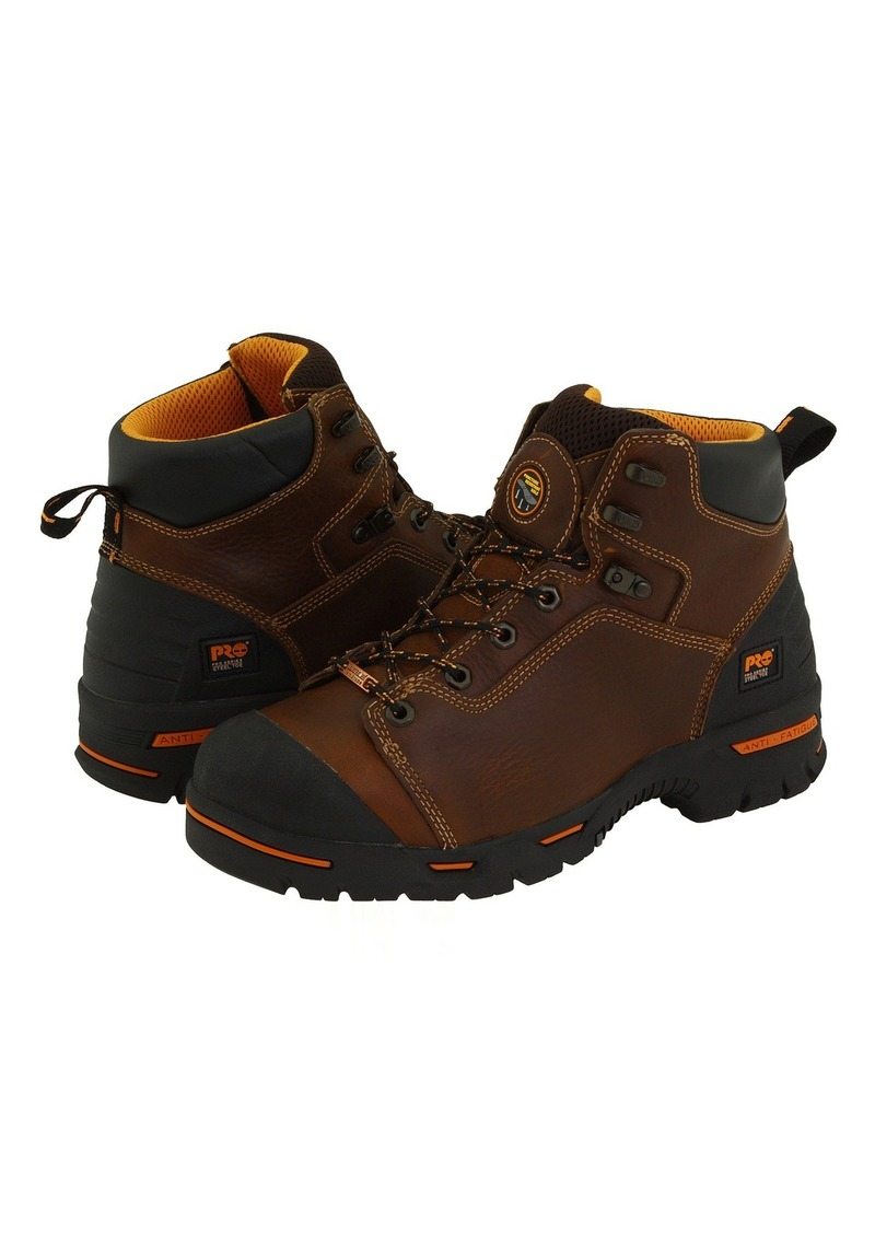 "Timberland Endurance PR 6"" Waterproof Steel Toe"