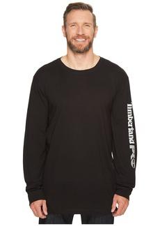 Timberland Extended Base Plate Blended Long Sleeve T-Shirt