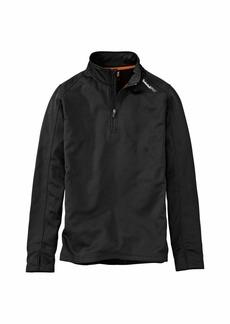 Timberland PRO Men's 1/4 Zip Understory Fleece Top
