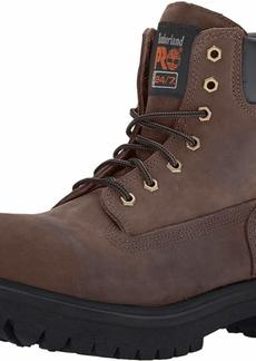 "Timberland PRO Men's 38021 Direct Attach 6"" Steel-Toe Boot M"