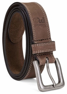 Timberland PRO Men's 38mm Boot Leather Belt