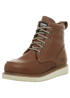 """Timberland PRO Men's 53009 Wedge Sole 6"""" Soft-Toe Boot"""