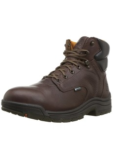 "Timberland PRO Men's 53536 Titan 6"" Waterproof Soft Toe Boot"