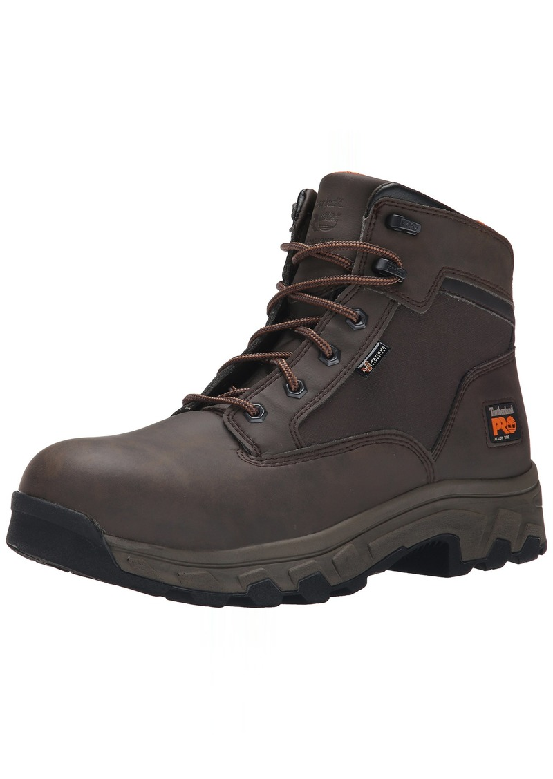 Timberland PRO Men's 6 Inch Linden Alloy Toe Work Boot