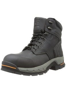 Timberland PRO Men's 6 Inch Stockdale Grip Max Alloy Toe Work and Hunt Boot