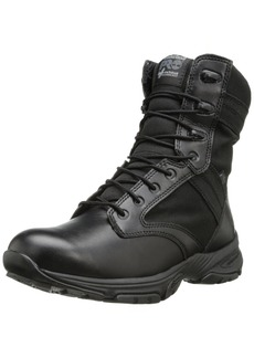 Timberland PRO Men's 8 Inch Valor Soft Toe Waterproof Side-zip Duty Boot