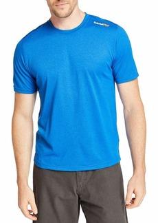 Timberland PRO Men's Wicking Good Sport Short-Sleeve T-Shirt (Big/Tall) Turkish sea Dark Heather 4XL