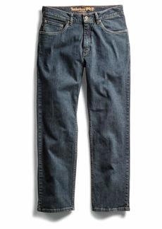 Timberland PRO Men's A1V55 Grit-N-Grind Flex Jean Straight Fit -  -